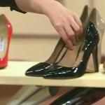Модные советы: Лакировання обувь