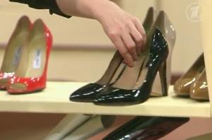 Модные советы: Лакированная обувь