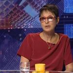 Ирина Хакамада в программе «Времено доступен»