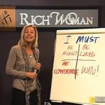 Финансовая свобода — Богатая женщина — Ким Кийосаки