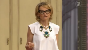 Эвелина Хромченко, модные советы