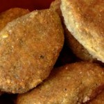 Рецепт: вегетарианские котлеты из чечевицы